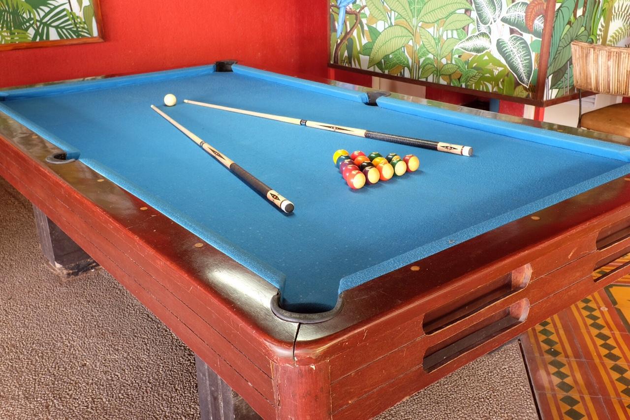 Recreations playa papagayo for 10 pool table